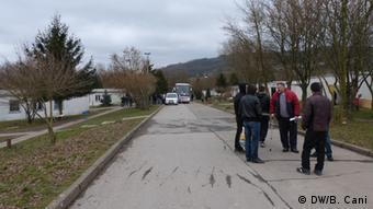 Deutschland Hemer Unterbringungseinrichtung für Asylbewerber ZUE