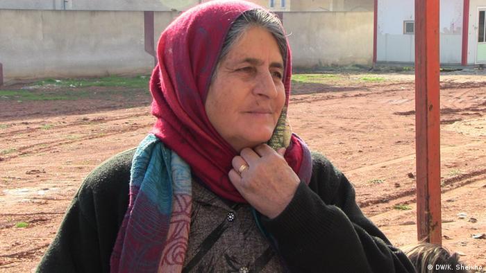 Jesiden in Syrien Afrin (DW/K. Sheikho)