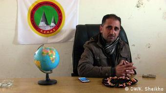 Jesiden in Syrien Afrin Mustafa Ali Shan Nebo