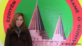 Jesiden in Syrien Afrin Nisreen Isa