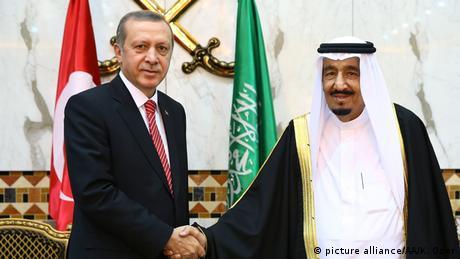 Απλή αφορμή για τον Ερντογάν η υπόθεση Κασόγκι
