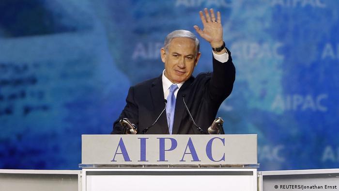 Benjamin Netanyahu la Washington
