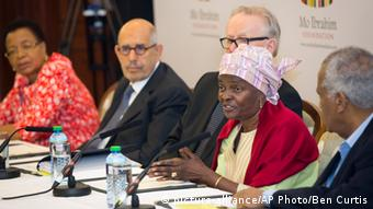 Kenia 2014 Ibrahim Prize for Achievement in African Leadership