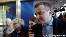 Brüssel Gasstreit zwischen Ukraine und Russland Volodymyr Demchyshyn