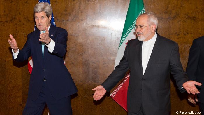 Schweiz Atomgespräche USA - Iran in Montreux