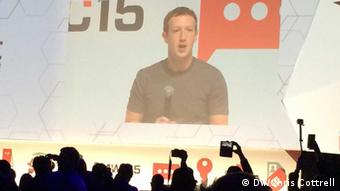Mark Zuckerberg / Mobile World Congress 2015
