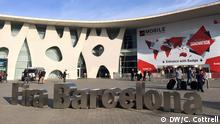 Mobile World Congress in Barcelona 2015
