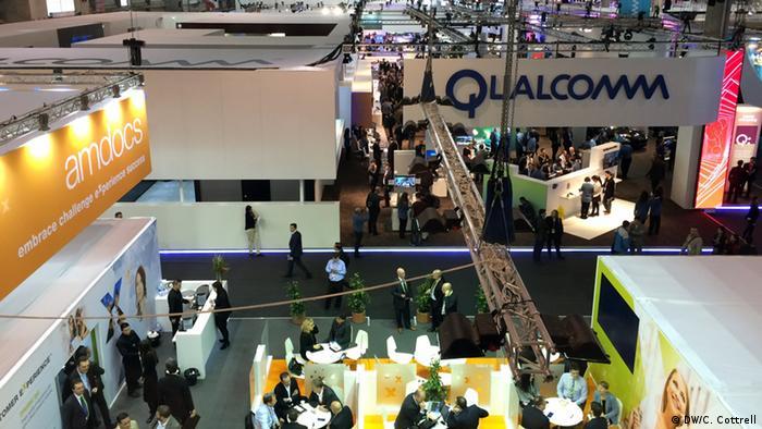 Mobile World Congress in Barcelona 2015