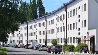 Berlin Welterbe Siedlungen der Berliner Moderne Bezirk Reinickendorf