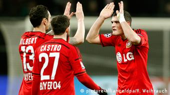 Champions League Bayer Leverkusen Atletico Madrid