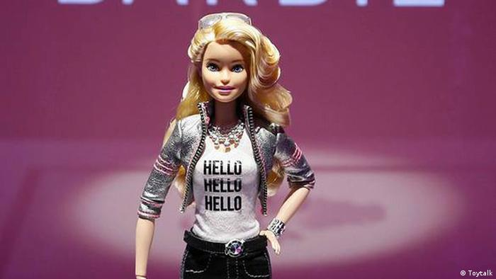 Barbie (Foto: Toytalk).