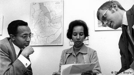 Deutsche Welle 50 Jahre amharische Redaktion