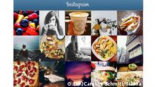 Nur für Life Links - Anorexia and Instagram