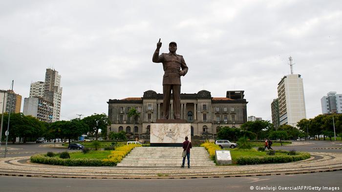 Mozambik Maputo (Gianluigi Guercia/AFP/Getty Images)