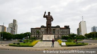 Mozambik Maputo