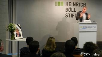 Тимоти Снайдер на конференции в Берлине