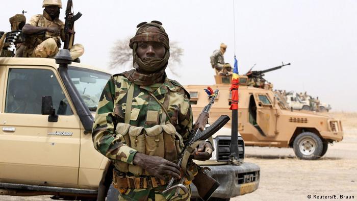 Combats entre l′armée et un comité d'autodéfense dans une zone aurifère du  Tchad | Afrique | DW | 09.10.2019