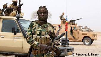 Vojnici Čada