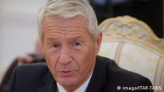 Thorbjorn Jagland, Secretary General of the Council of Europe