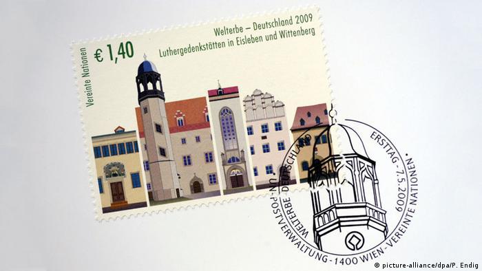 Айслебен и Виттенберг