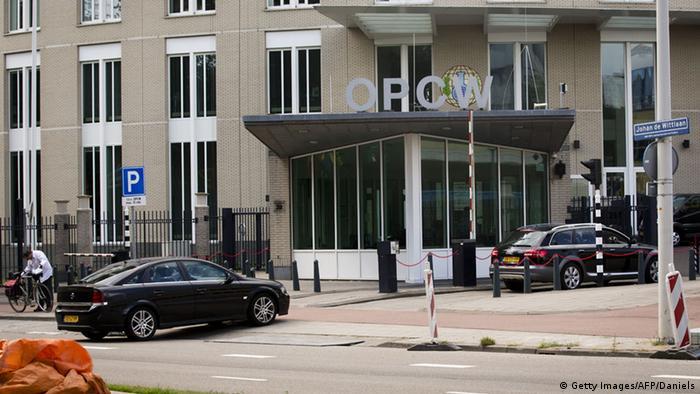 Den Haag OPCW Zentrale