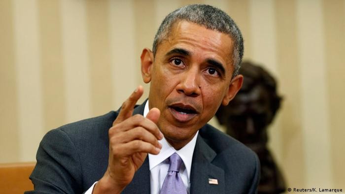 باراک اوباما بار دیگر از توافق اتمی لوزان دفاع کرد (تصویر از آرشیو)