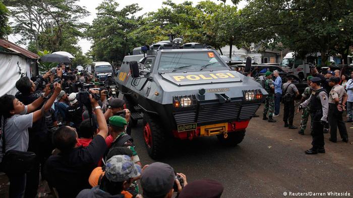 Indonesia: traslado de presos sentenciados a muerte para su ejecuci�n