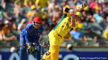 Cricket Australien Afghanistan ICC Cricket World Match (Getty Images/Paul Kane)