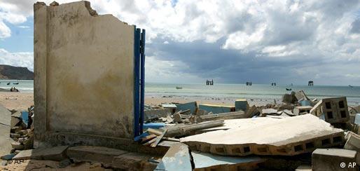 Somalia nach dem Tsunami