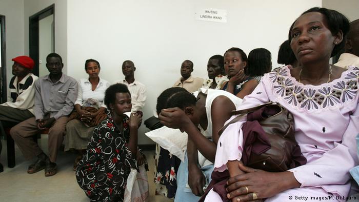 Uganda Krankenhaus Symbolbild (Getty Images/M. Di Lauro)
