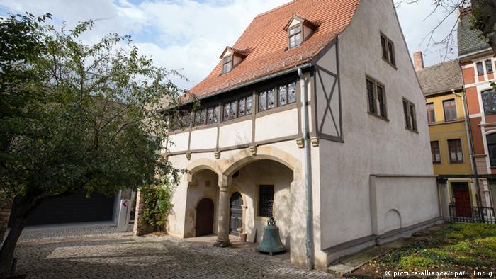 Будинок, де народився Мартін Лютер