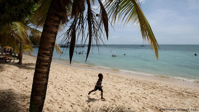 Trinidad und Tobago beach