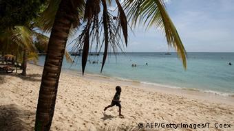 Beach in Trinidad und Tobago