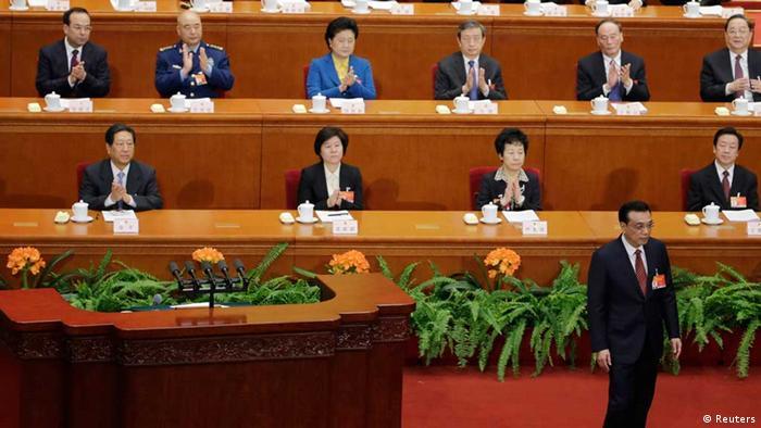 China / Volkskongress / Li Keqiang