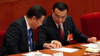 China / Volkskongress / Xi Jinping / Li Keqiang