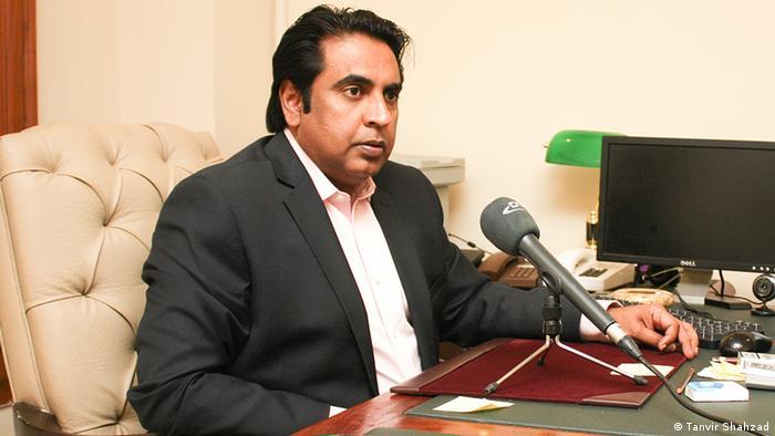 اوورسیز پاکستانی کمیشن پنجاب کے سربراہ افضال بھٹی
