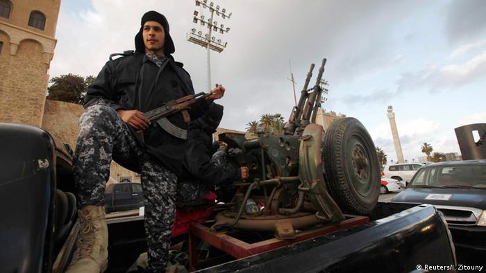 Libya'da taraflar ateşkese imza attı
