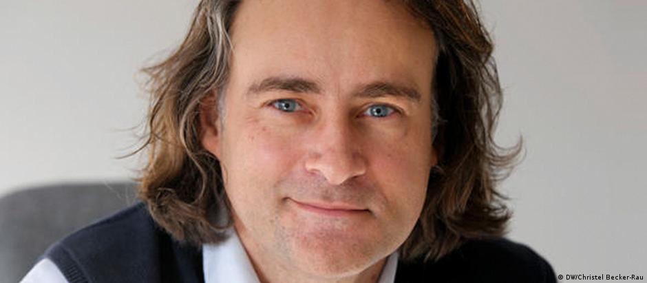 Alexander Freund, chefe da redação asiática da DW