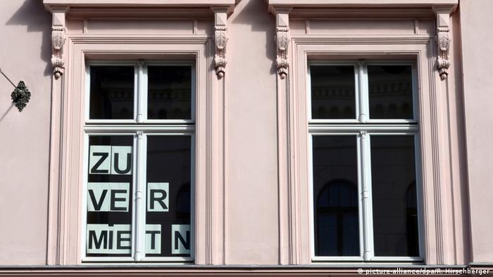 Deutschland Mietbremse Symbolbild