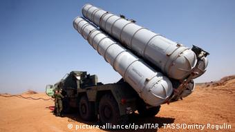 The Russian S-300 mobile air defense system