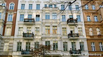 La limitada oferta habitacional presiona a Berlín.