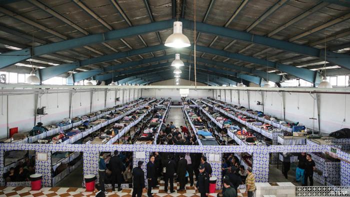 Iran Bildergalerie KW10 Gefängnis (ISNA)
