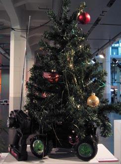 Reinventando el rbol de navidad exposiciones dw de - Costumbres navidenas en alemania ...