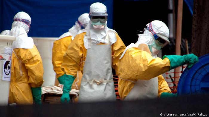 Afrika Ebola in Guinea (Symbolbild)