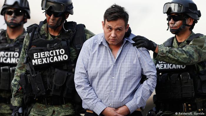 Uhićenje Trevina
