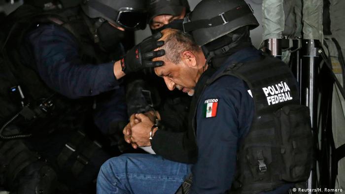 Uhićenje vođe Vitezova templara