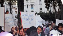 Illegale Abtreibung in Marokko