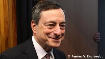 Mario Draghi in Cyprus March 2015