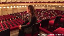 Sarah Willis in der Carnegie Hall in New York