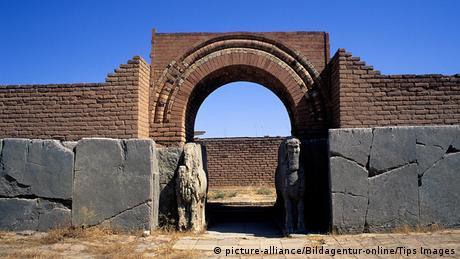 Irak Archäologie Nimrud